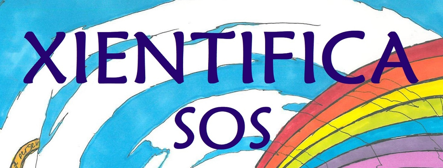 xientifca sos adventure children's book banner